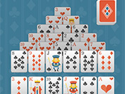 Pyramid Builder Solitaire